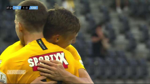 26e journée: Young Boys - Neuchâtel (6-0) [RTS]