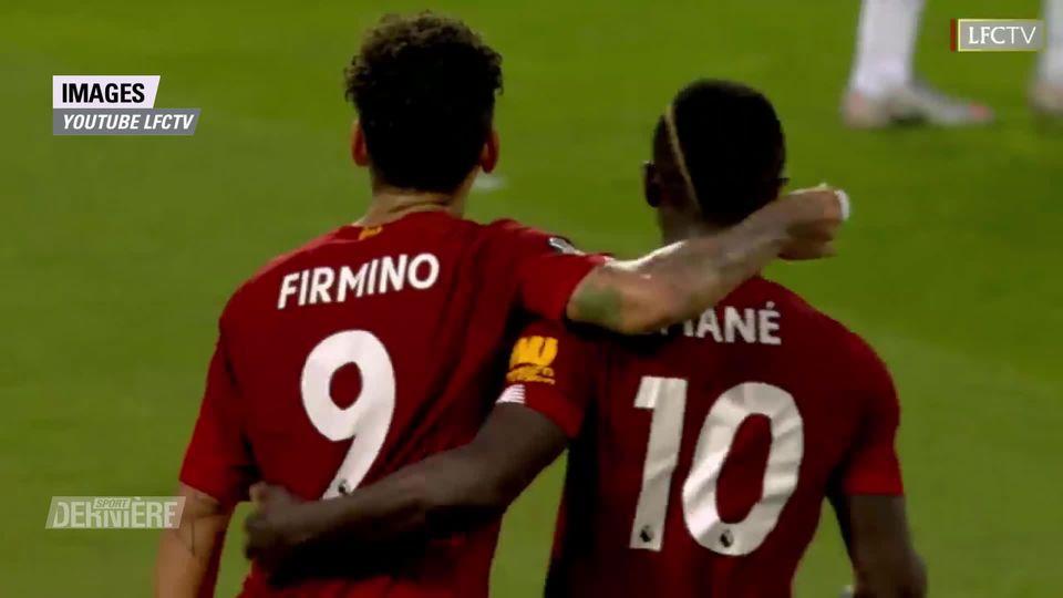 Football, Premier League: 19e titre de champion d'Angleterre pour Liverpool [RTS]