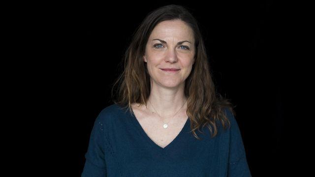 La philosophe Claire Marin. [Hannah Assouline - DR]