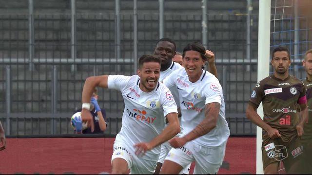 26e journée, Zurich - Lugano (1-0): Marchesano offre la victoire à Zurich [RTS]