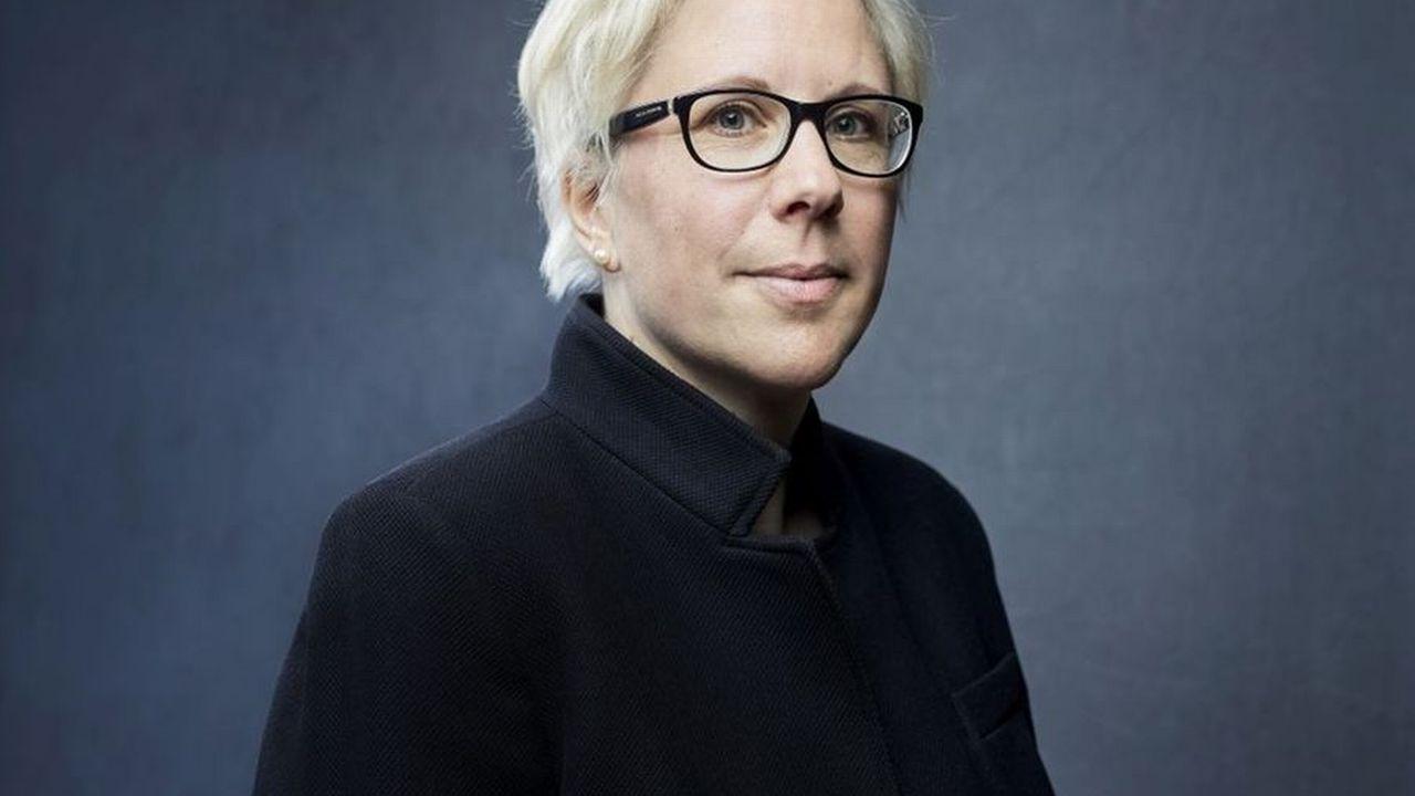 Marlène Charine. [Bruno Lévy - lausanne.ch]