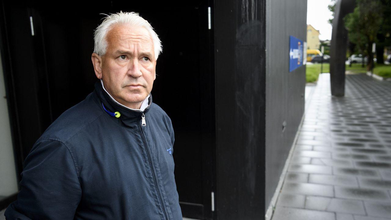 Le pâtissier Philippe Guignard est accusé d'escroquerie. [Laurent Gillieron - Keystone]