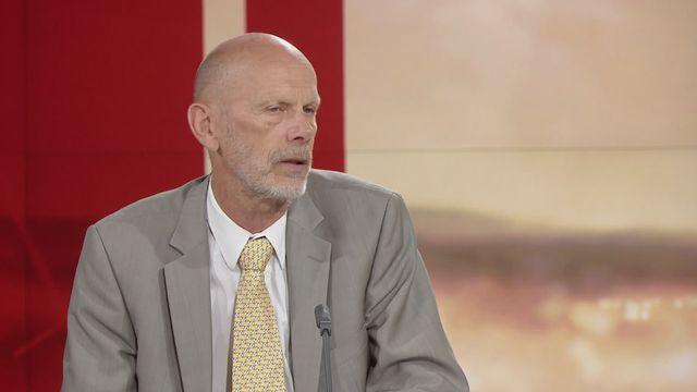"""Daniel Koch: """"Le risque de deuxième vague est réel aujourd'hui"""" [RTS]"""