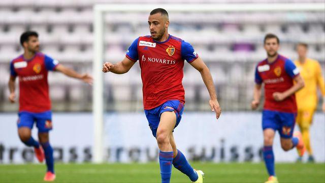 Cabral compte 9 réalisations cette saison en Super League. [Urs Lindt - Freshfocus]