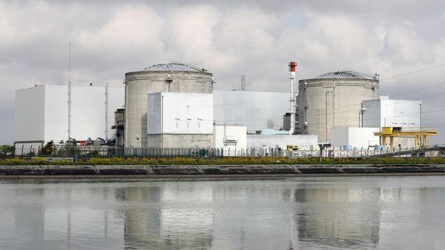 Cette fois, la centrale nucléaire de Fessenheim est bel et bien débranchée définitivement. [Ronald Wittek - Keystone]