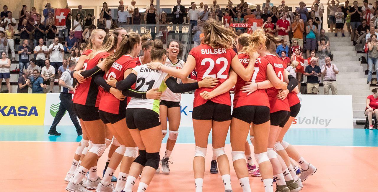 Les Suissesses disputeront leurs matches à Minsk. [Ulf Schiller - Freshfocus]