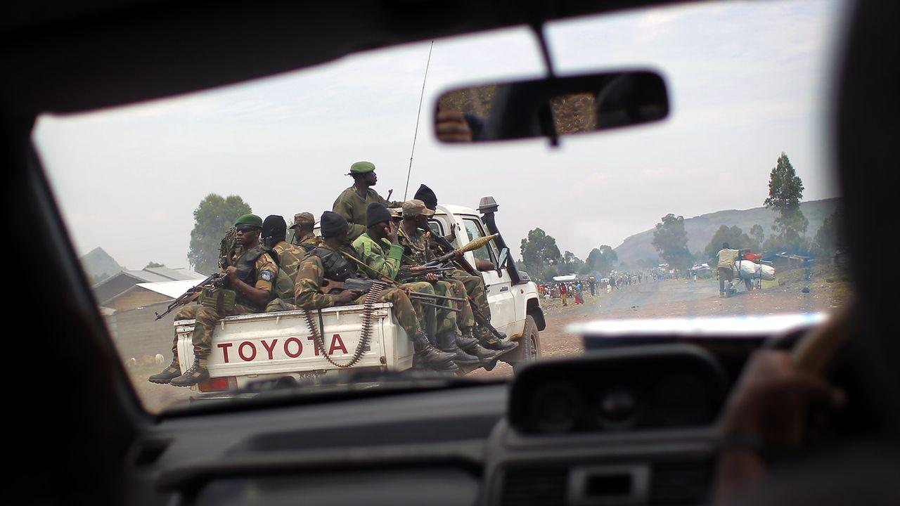 Au cours des huit dernières semaines, le HCR et ses partenaires ont enregistré de multiples attaques perpétrées par des groupes armés dans des sites et des villages hébergeant des déplacés. [Jérôme Delay - Keystone]