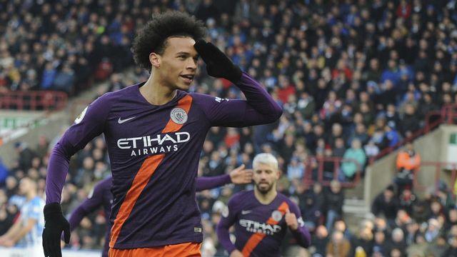 Leroy Sané: adieu Manchester, bonjour Munich! [Rui Vieira - AP]