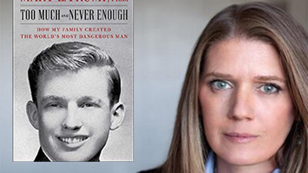Un juge lève l'interdiction d'un livre écrit par la nièce de Donald Trump [DR]
