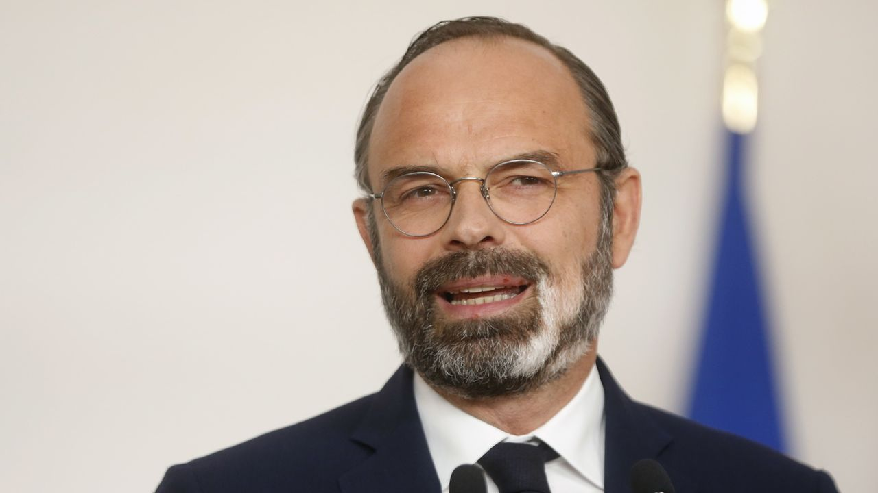 Le Premier ministre Edouard Philippe. [Thibaut Camus - Keystone]