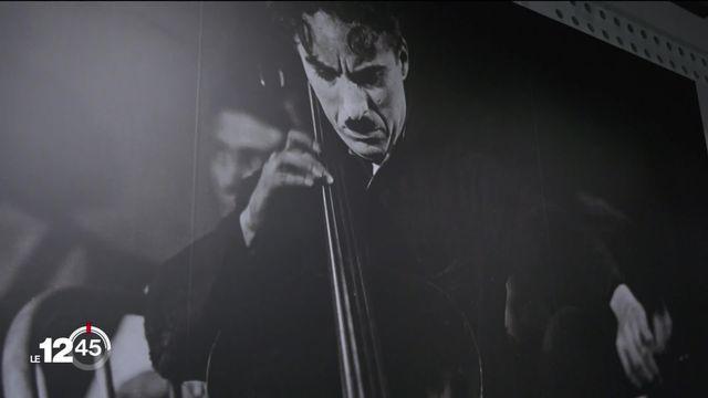 Charlie Chaplin homme orchestre, c'est le titre de la nouvelle exposition du Chaplin's World [RTS]