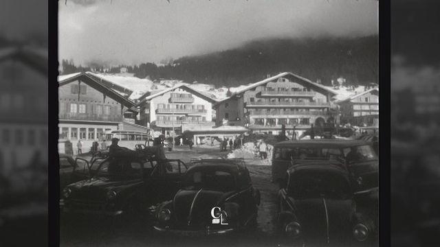 Du village à la station [RTS]