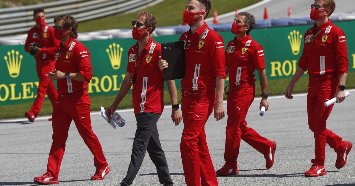 F1: 4000 tests effectués, aucun cas positif