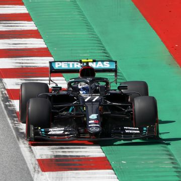 F1: Bottas en pole position du 1er GP de la saison