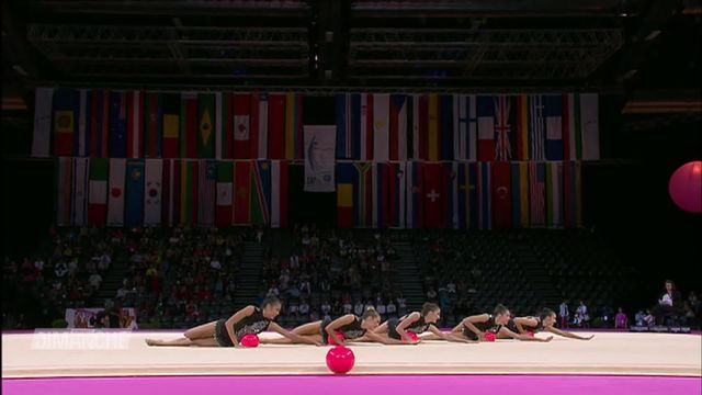 Gymnastique rythmique suisse dans la tourmente [RTS]