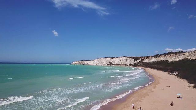 Réchauffement climatique: la mer mange les côtes italiennes [RTS]