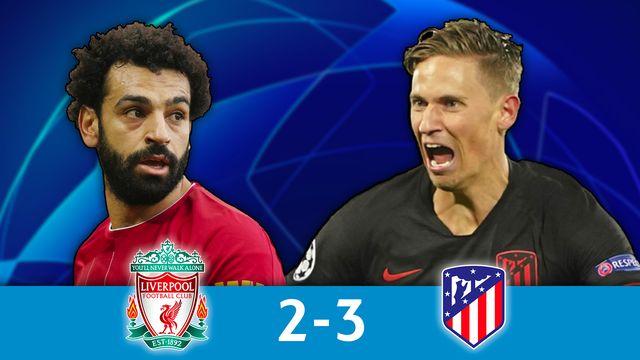 1-8 retour, Liverpool - Atlético Madrid (2-3 ap): les Reds perdent leur couronne! [RTS]