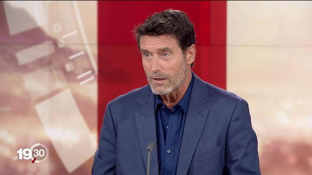 """Massimo Lorenzi:""""La RTS ne diffusera plus de matchs de foot européen à partir de la saison 2021-2022."""" [RTS]"""