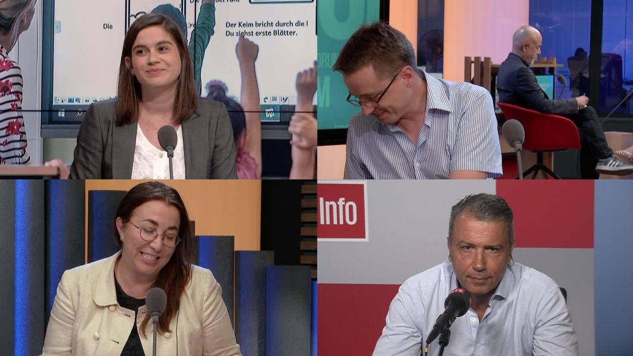 Le grand débat - Ecole et numérique: le casse-tête? [RTS]