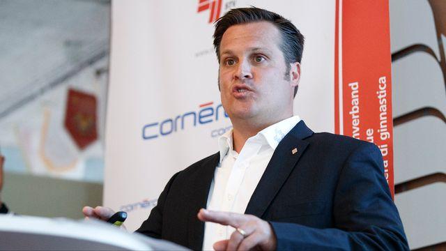 Felix Stingelin, chef de la performance de la FSG, paie les affaires des dernières semaines. [Christian Pfander - Freshfocus]