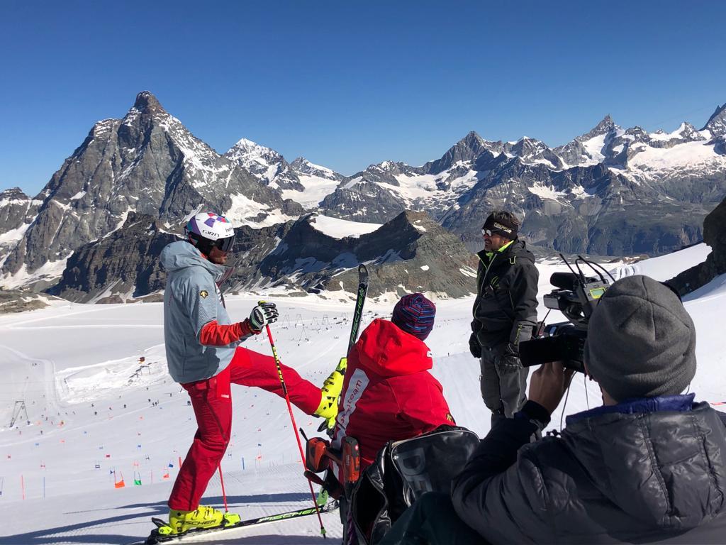 Ski: les techniciens suisses de retour sur la neige