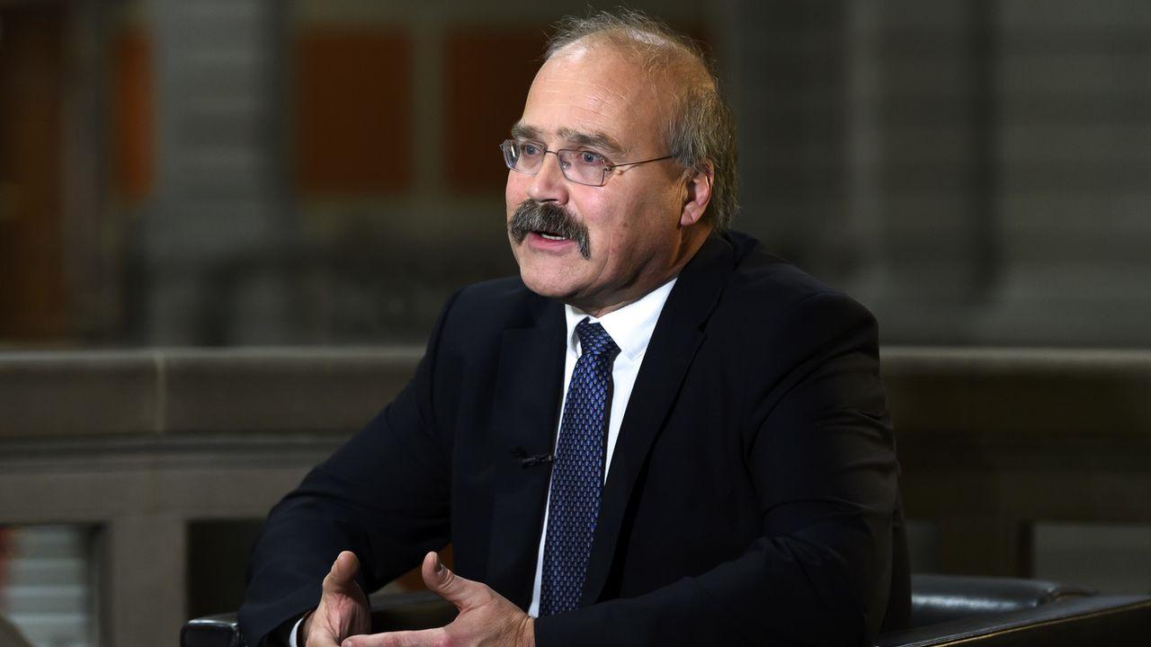 A l'instar de Philippe Bauer, de nombreux élus critique le projet de loi Covid du Conseil fédéral [Anthony Anex - Keystone]