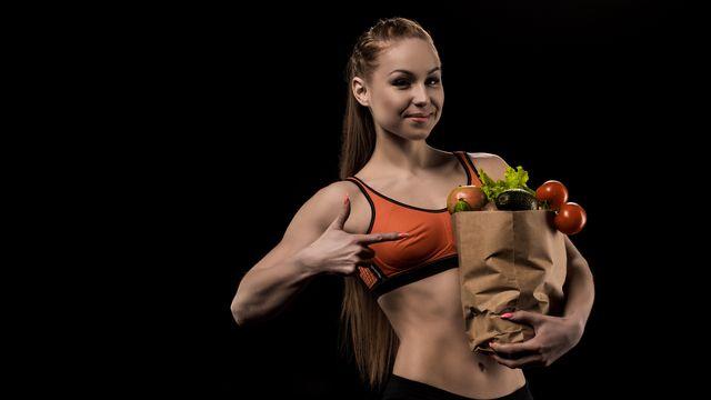 Faire du sport de haut niveau et être vegan n'est pas incompatible. NatashaFedorova Depositphotos [NatashaFedorova - Depositphotos]
