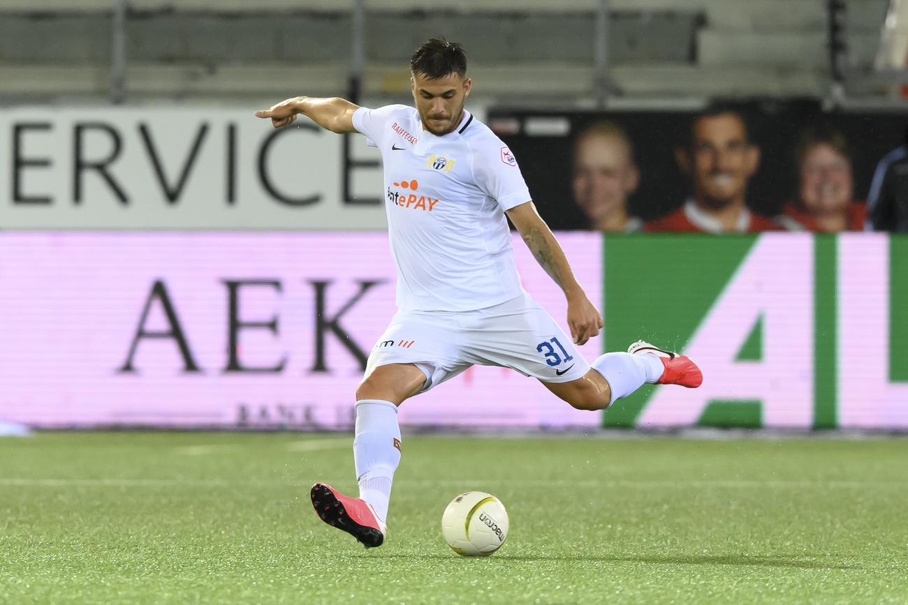Super League: le Zurichois Mirlind Kryeziu infecté par le Covid-19