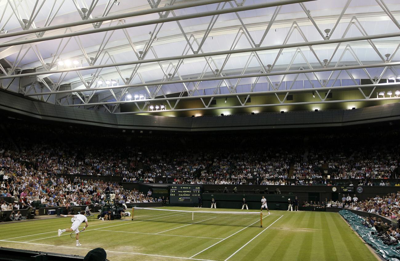 Tennis: Wimbledon va verser 12,5 millions de dollars de prize-money