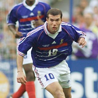 Zinédine Zidane. [Gabriel Bouys - AFP]