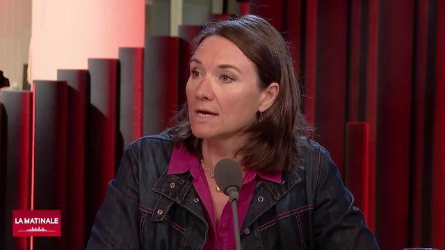 L'invité de La Matinale (vidéo) - Sophie Michaud Gigon, conseillère nationale Verte vaudoise [RTS]