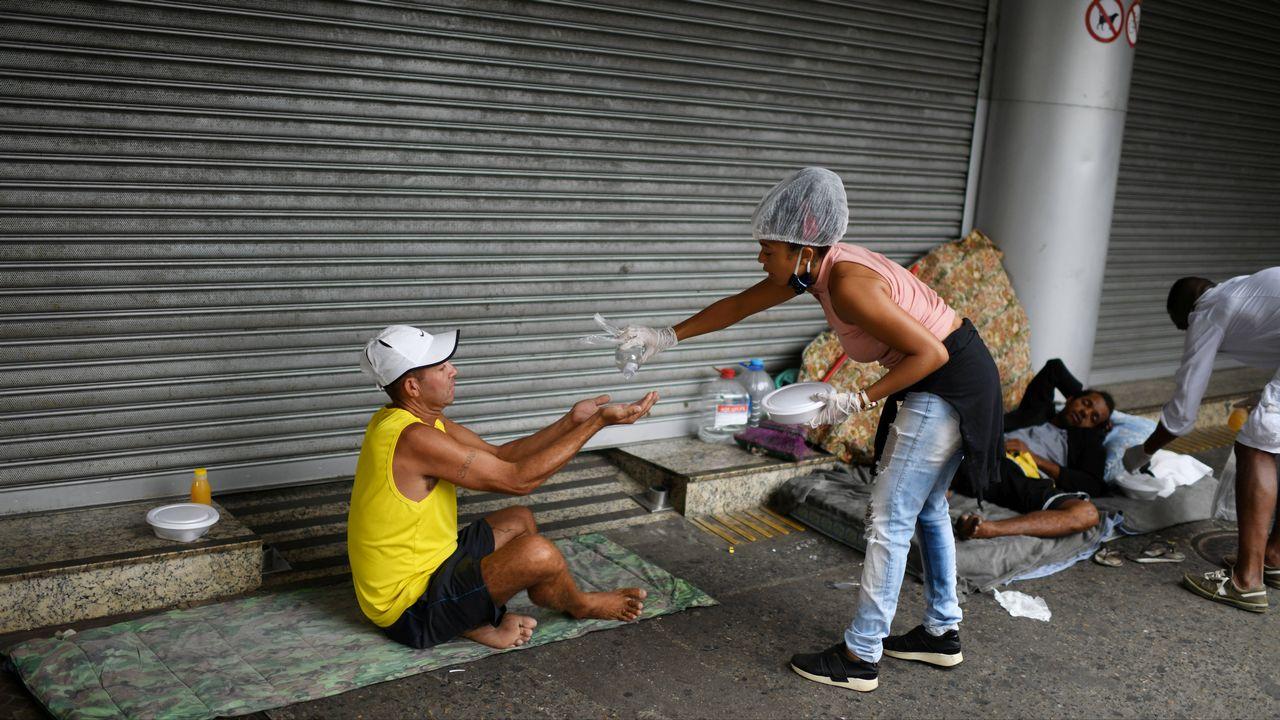 Un humain sur neuf a souffert de sous-alimentation en 2019. (image d'illustration) [Lucas Landau - Reuters]
