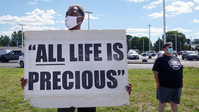 La Cour suprême a autorisé la reprise des exécutions fédérales. [Scott Olson - AFP/Getty]
