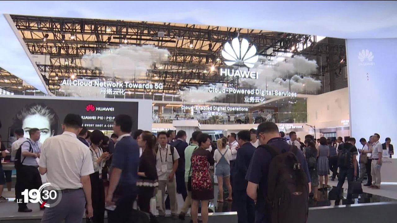 Le géant chinois Huawei n'est plus le bienvenu au Royaume-Uni. Londres s'aligne sur Washington [RTS]