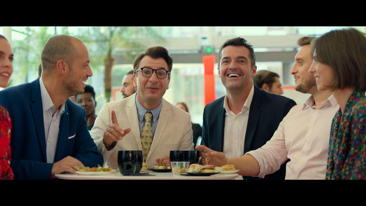 """Divorce Club"", un film de Michaël Youn. [Praesens.]"