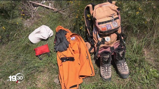 La randonnée en montagne n'est pas sans risques. Le BPA lance une campagne de sensibilisation [RTS]