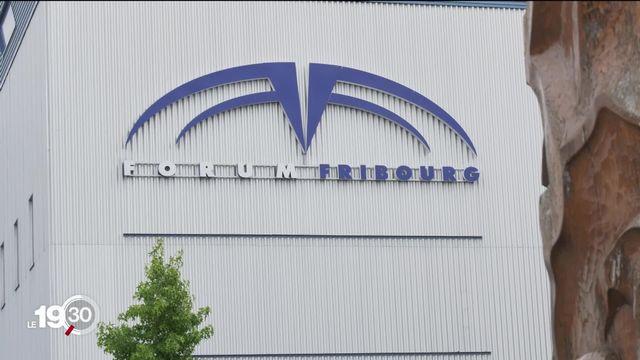 Le Centre d'exposition Forum Fribourg demande 1 million de francs à l'État pour éviter la faillite [RTS]