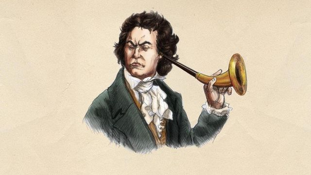 Beethoven surdité [RTBF.be]