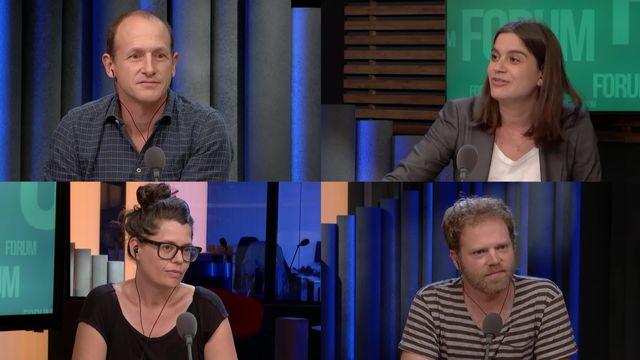 Le grand débat (vidéo) - Des hommes et des arbres [RTS]