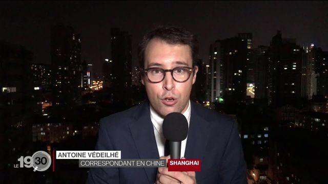 Répressions des Ouïghours: les explications d'Antoine Védeihlé, correspondant en Chine [RTS]