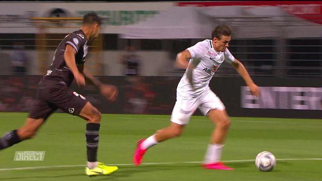 33e journée, Lugano - Zurich (1-0): résumé de la rencontre [RTS]
