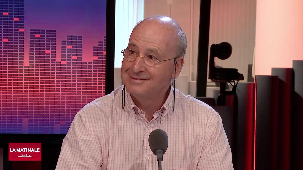 L'invité de La Matinale (vidéo) - Stéphane Garelli, professeur d'économie à l'IMD [RTS]