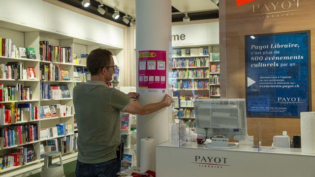 Les lecteurs cherchent des livres pour se changer les idées, et non pour leur rappeler la pandémie. [Salvatore Di Nolfi - Keystone]