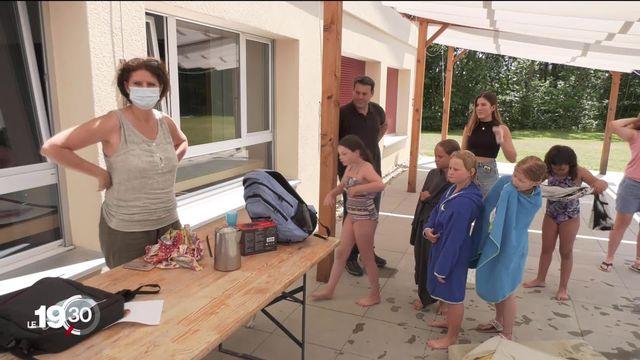 Les camps de vacances pour enfants doivent s'adapter pour offrir des séjours en toute sécurité [RTS]