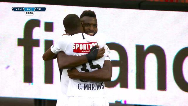 Super League, 33e journée : Xamax - Young Boys  0-1 [RTS]