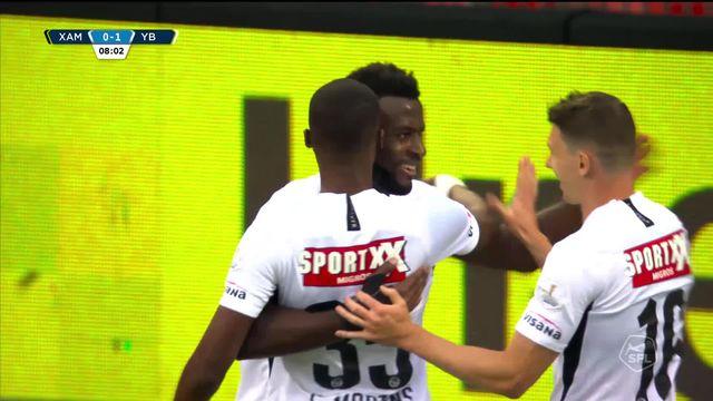 Football - Super League GRFO 2019-2020 - Neuchâtel Xamax - Young Boys [RTS]