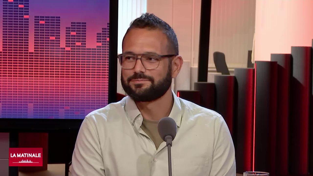 L'invité de La Matinale (vidéo) - Sébastien Chauvin, sociologue et co-directeur du Centre en études genre de l'Unil [RTS]