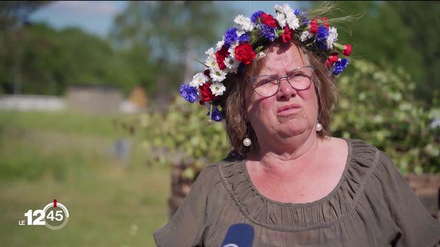 Un été particulier en Suéde. Le pays a choisi sa propre voie face au coronavirus, ses habitants s'interrogent. [RTS]