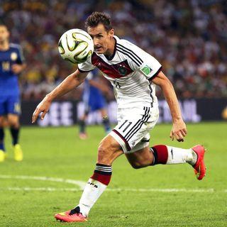 Miroslav Klose. [Marcelo Sayao / EPA - Keystone]