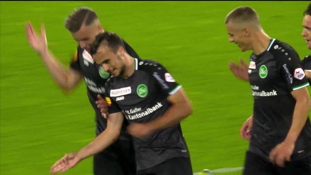 Super League, 34e journée: Zurich - Saint-Gall (1-3) [RTS]